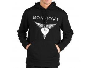 Mikina Bon Jovi
