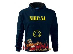 Mikina Nirvana