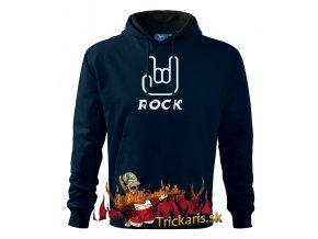 Mikina Rock