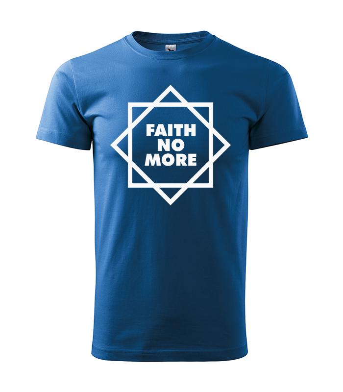 Tričko Faith No More Farba: Biela, Veľkosť: M, Pohlavie: Pánske