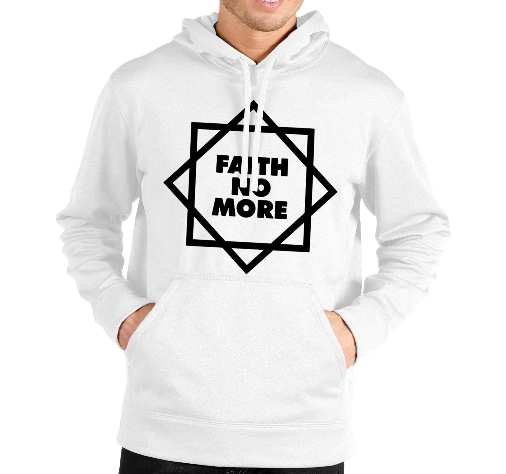 Mikina Faith No More Veľkosť: M, Pohlavie: Čierna, Pohlavie: Pánske