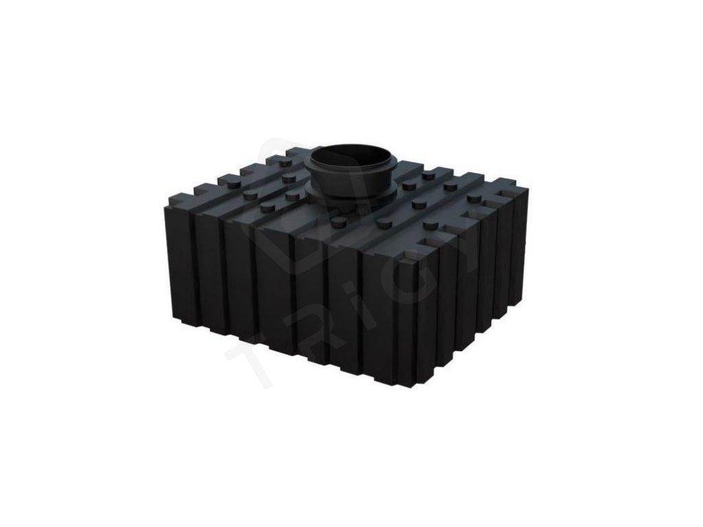 Nádrž na dešťovou vodu - Spartakus - 4000 L