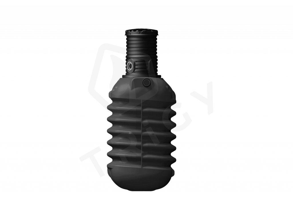 Plastová retenční akumulační nádrž na dešťovou vodu Modularis 2500 L