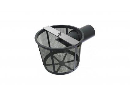 Filtrační koš do akumulační nádrže pro zahradní použití I