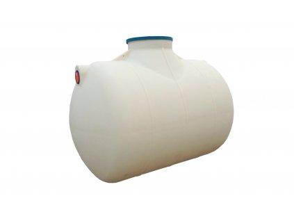 Plastová retenční akumulační nádrž na pitnou vodu TH 4200 L