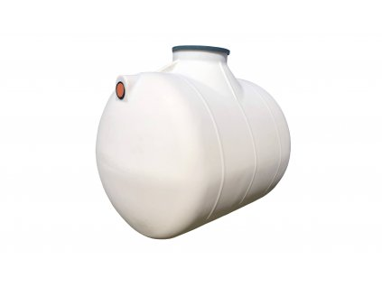 Plastová retenční akumulační nádrž na pitnou vodu TH 5200 L