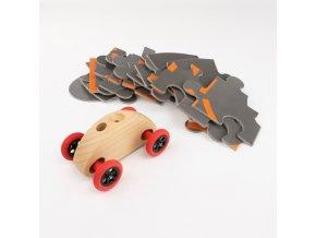 03 fingercar natur puzzleteile 1