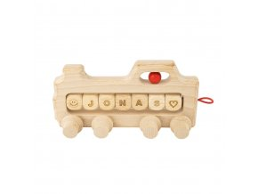 trihorse kugelbahn zubehoer lokomotive mit beschriftung 1
