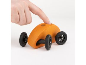 01 fingercar orange titelbild