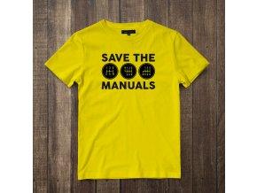save yellow