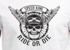 Skull Ride trička
