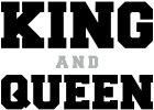 KING a QUEEN