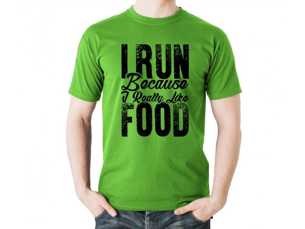 Run Food A