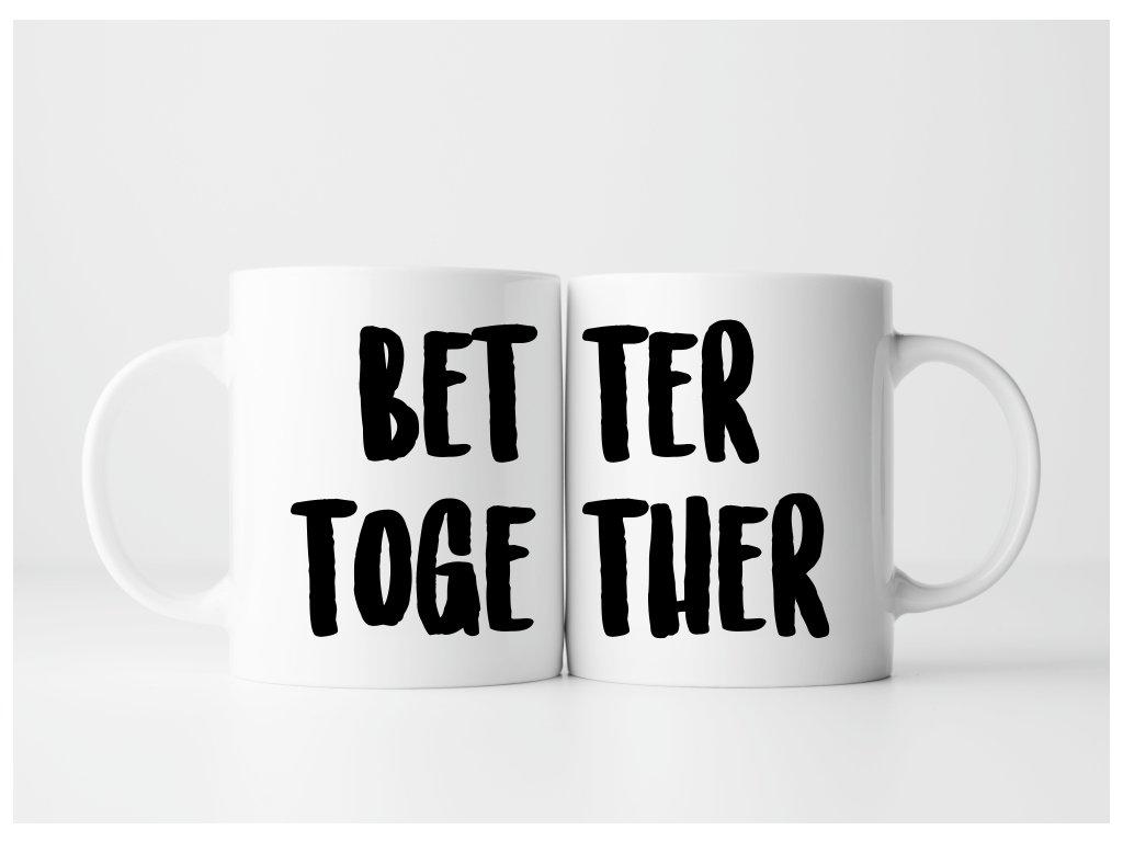 Sada Hrnečků pro páry BETTER TOGETHER 01