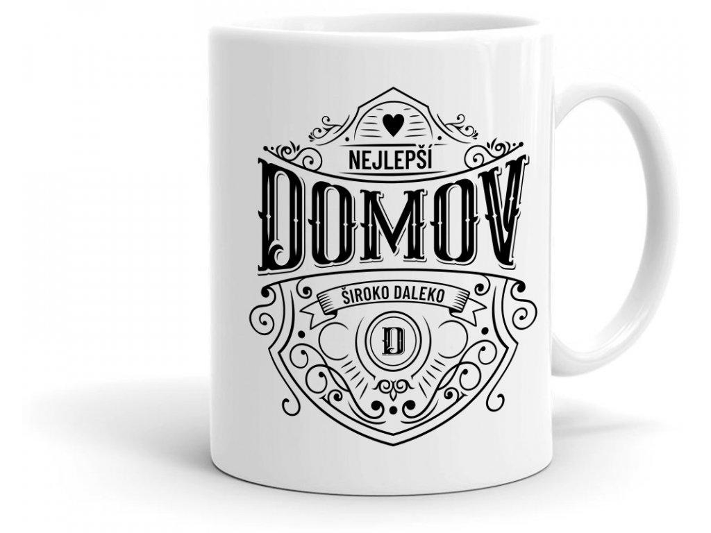 Hrneček nejlepší DOMOV vintage