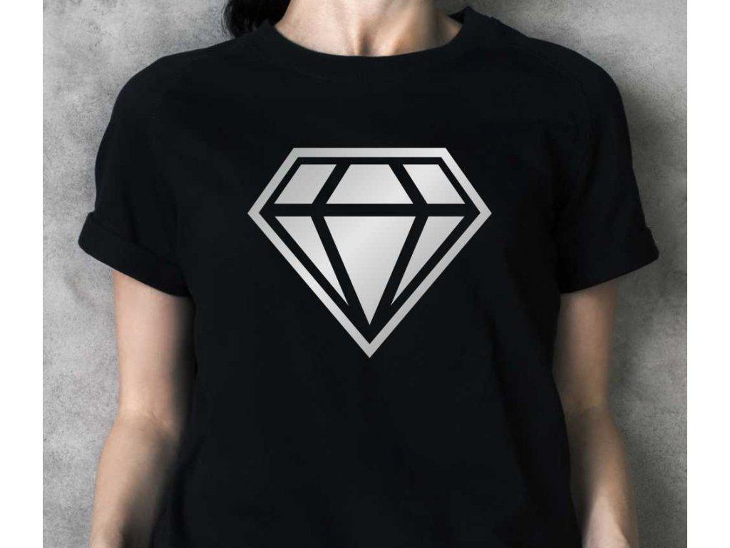 Diamond inverse černé