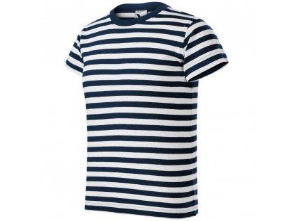 Dětské tričko na vodu pruhované sailor pro vodáka 1