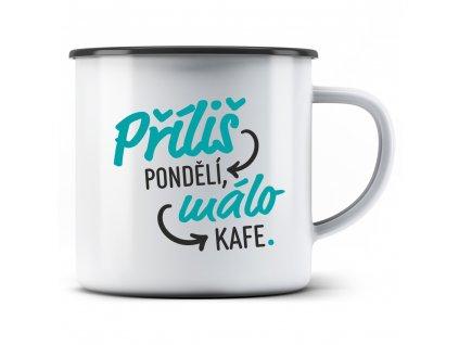 Plecháček Příliš pondělí, málo kafe