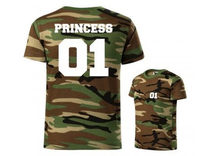ARMY PRINCESS 00