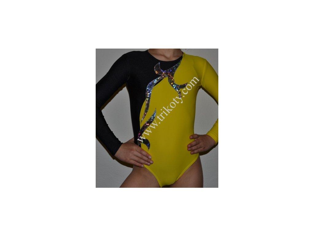 Trikot gymnastický SG2018100507b