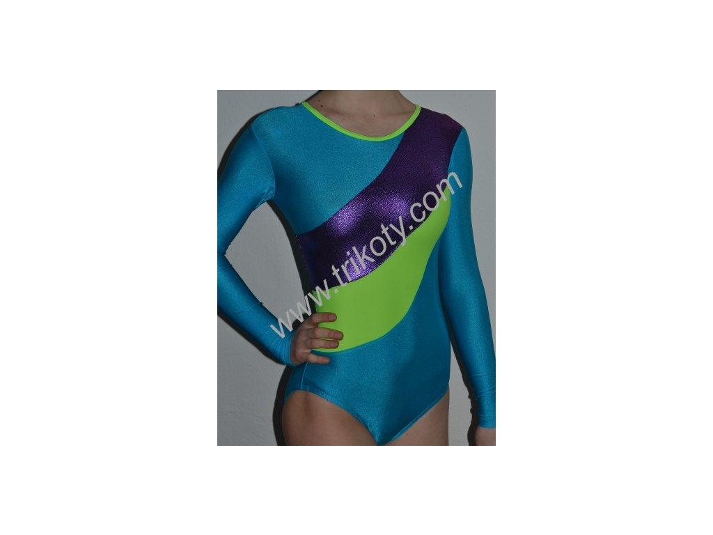 Trikot gymnastický SG2018090106b