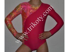 Trikot gymnasticky novy SG2018250403b