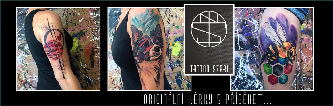 Tetovací studio SZABI