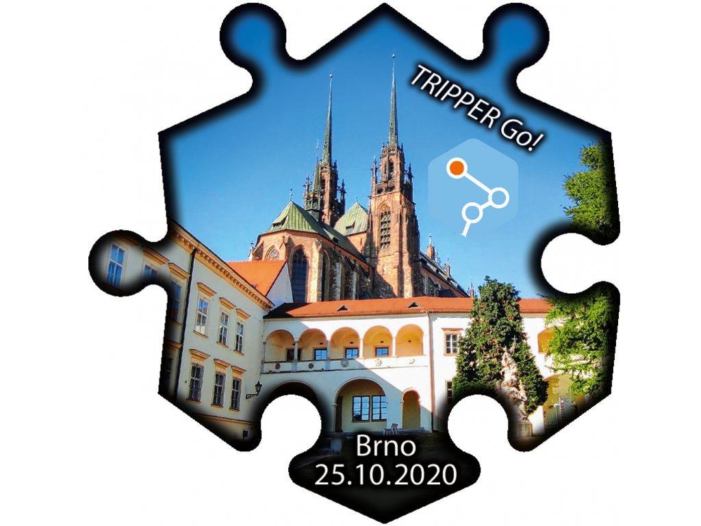 puzzle Tripper Go Brno
