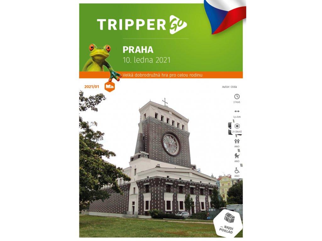 titulka TGo Praha 2021