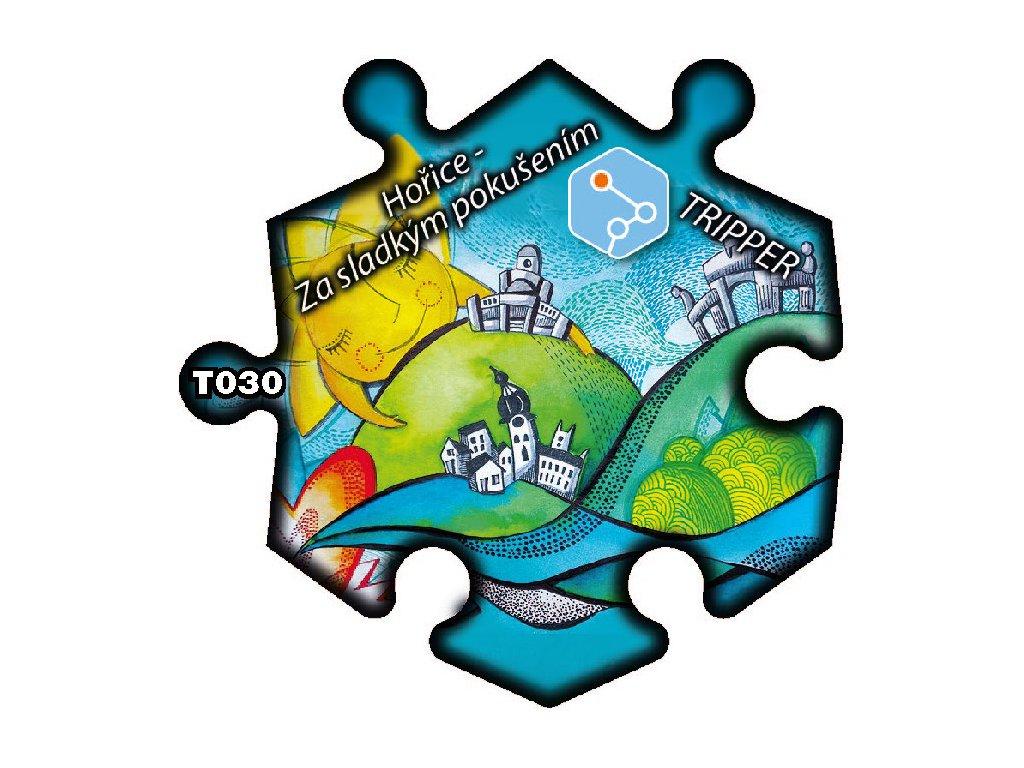 puzzle Tripper Horice Za sladkym pokusenim T030 (1)