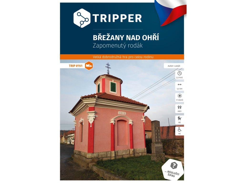 TIT T151 Břežany nad Ohří