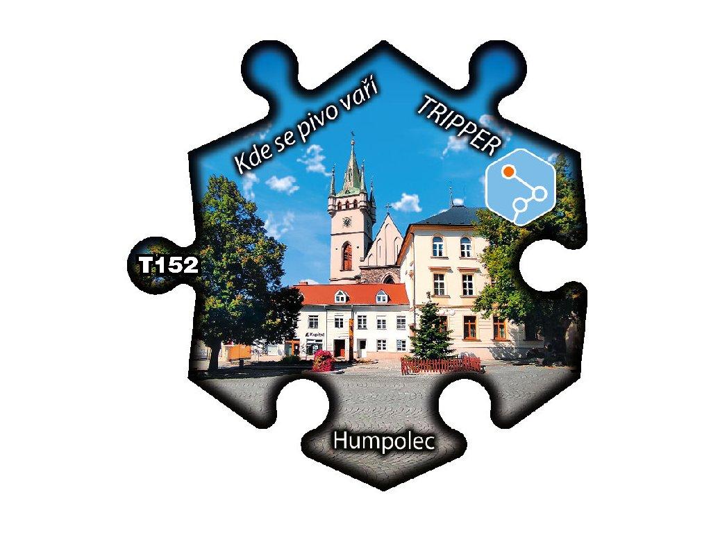 puzzle Tripper Humpolec Kde se pivo vari T152
