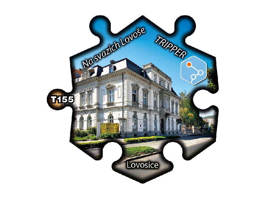 puzzle Tripper Lovosice Na svazich Lovose T155