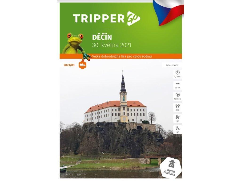 titulka Decin Tripper Go