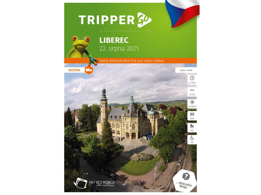TIT TG016 Liberec 2021