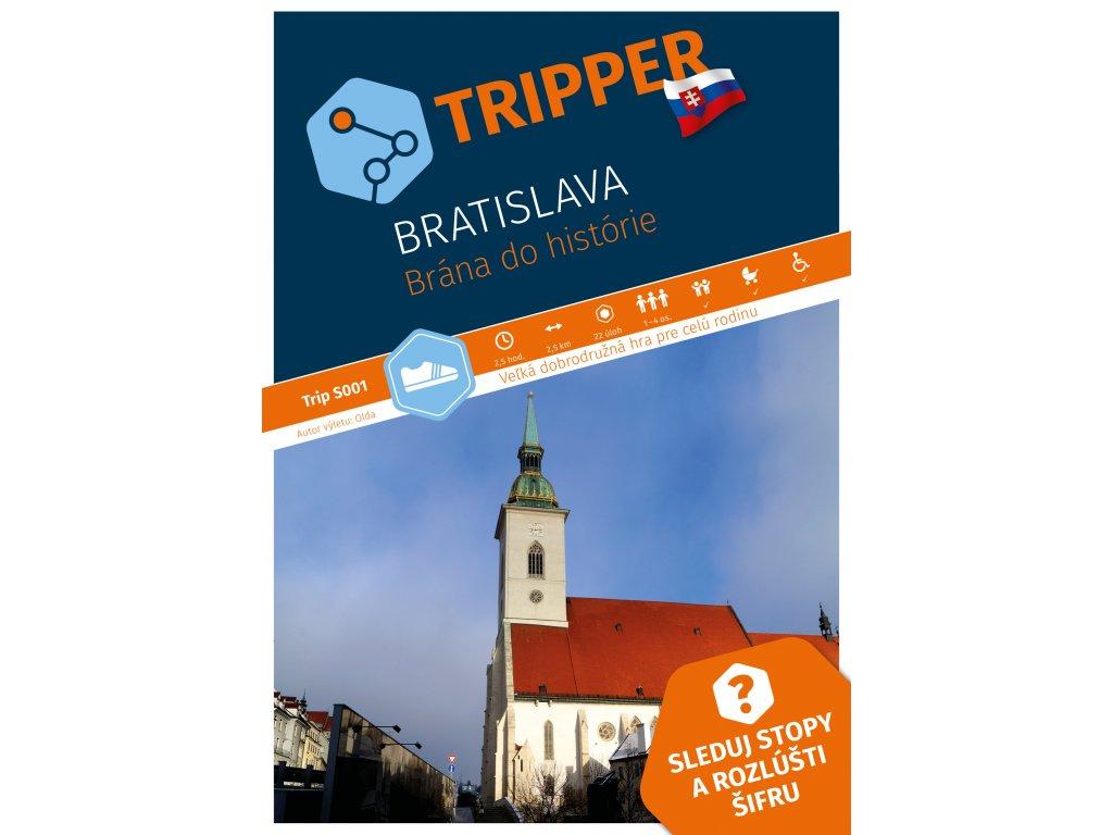 TIT TS001 Bratislava 1 2018 SK