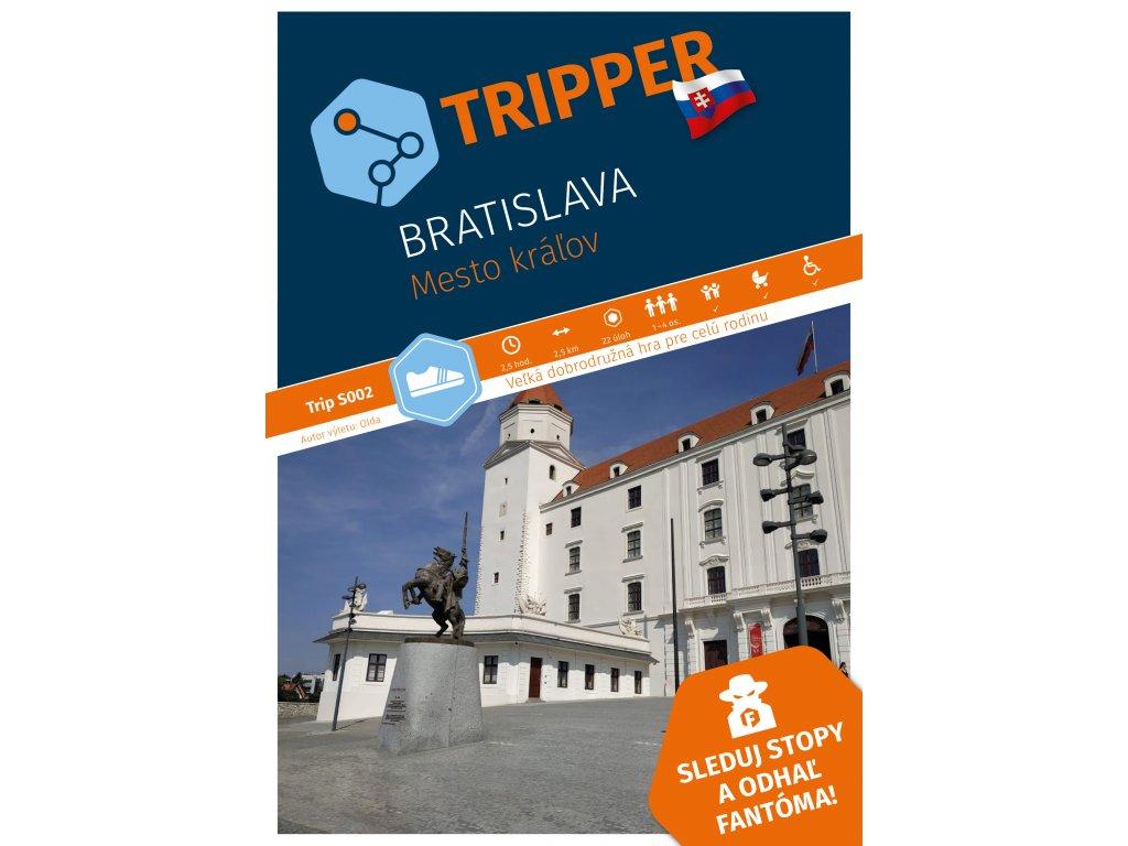 TIT S002 Bratislava 1 2018 SK
