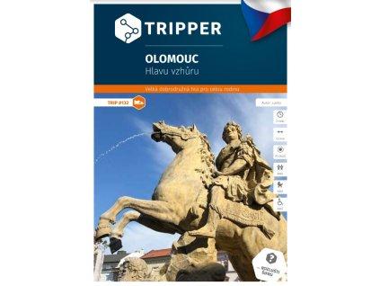 titulka Olomouc