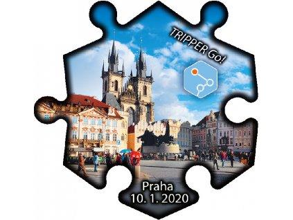 puzzle Tripper Go Praha 10. 1. 2020
