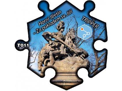 puzzle Tripper Horni Jiretin za pokladem sv. Jiri