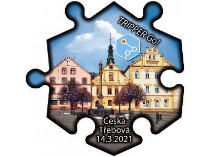 puzzle Tripper Go! Ceska Trebova 14.3.2021