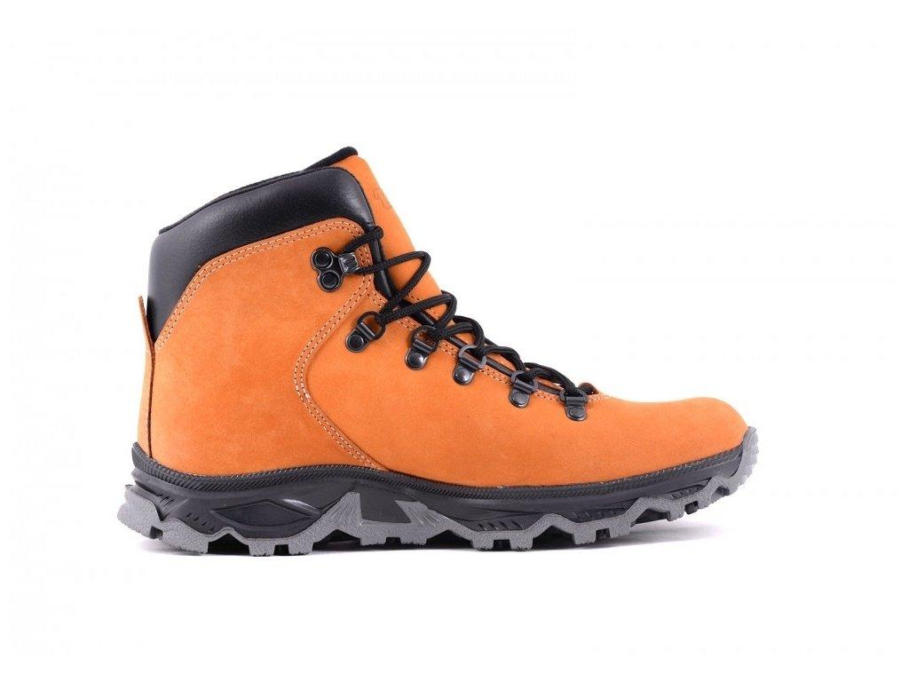 0072888 trek hiking 1 damske outdoorove boty bezove
