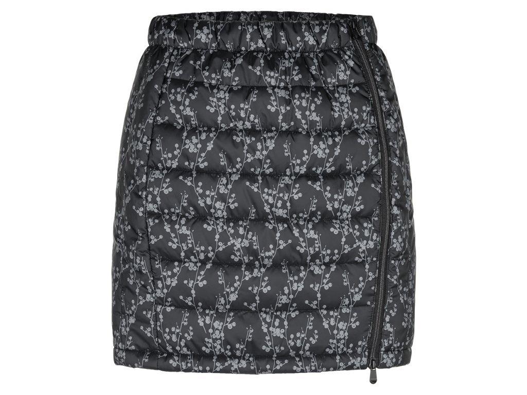 28355 4 loap irulia damska sportovni sukne cerna celopotisk seda clw20131v24yt