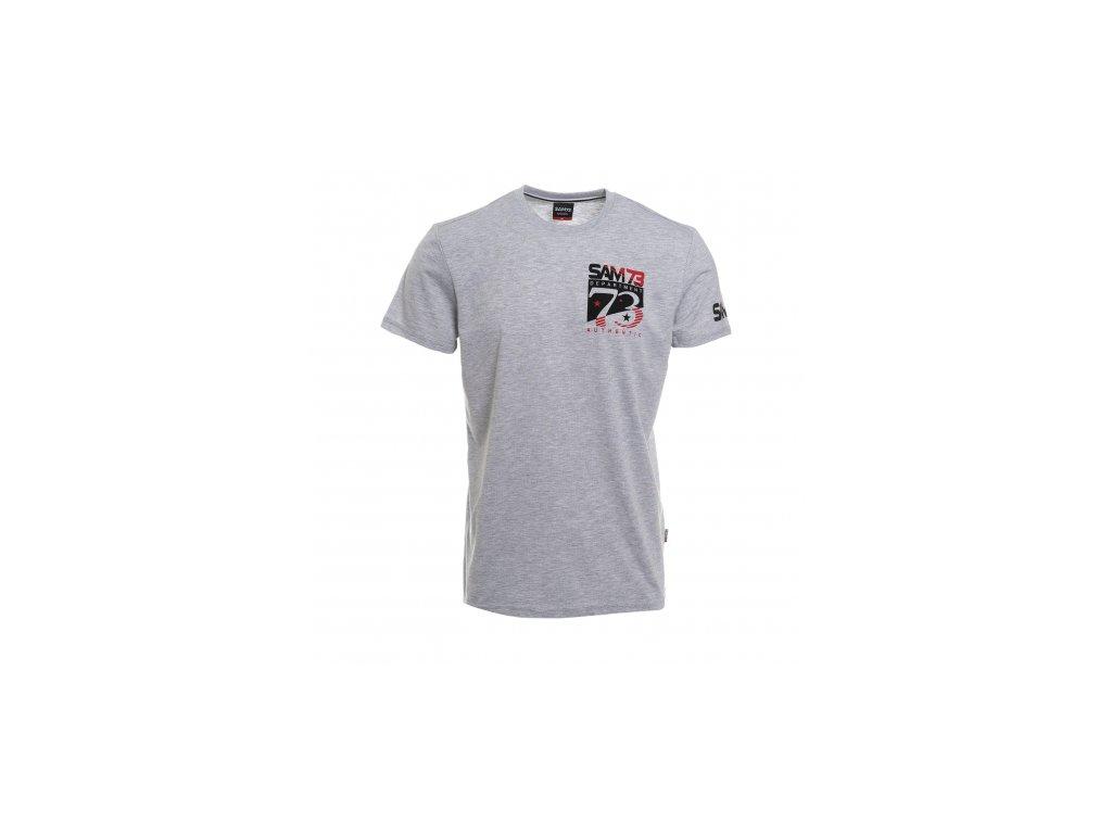 panske triko s kratkym rukavem sam73 panske triko s kratkym rukavem 401
