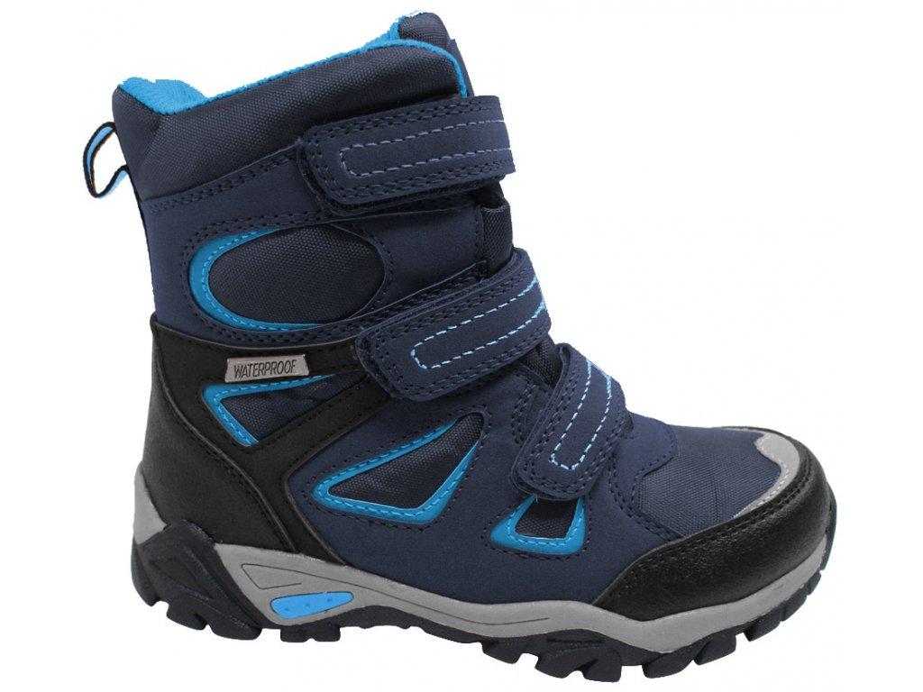 0033392 peddy pz 531 37 03 detske snehule modre