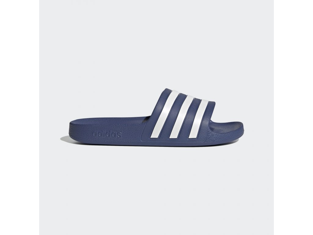 Pantofle Adilette Aqua modra FY8103 01 standard