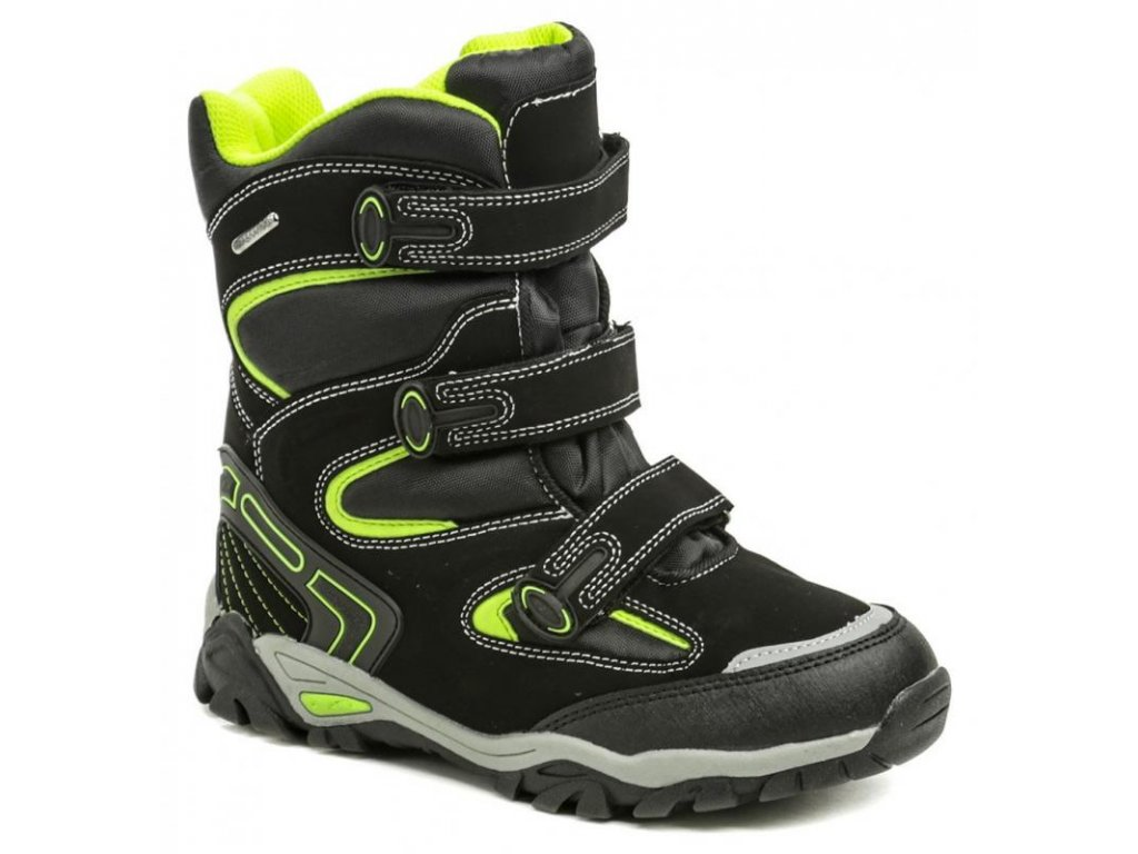 peddy p1 231 36 05 cerna detska zimni obuv 9807290