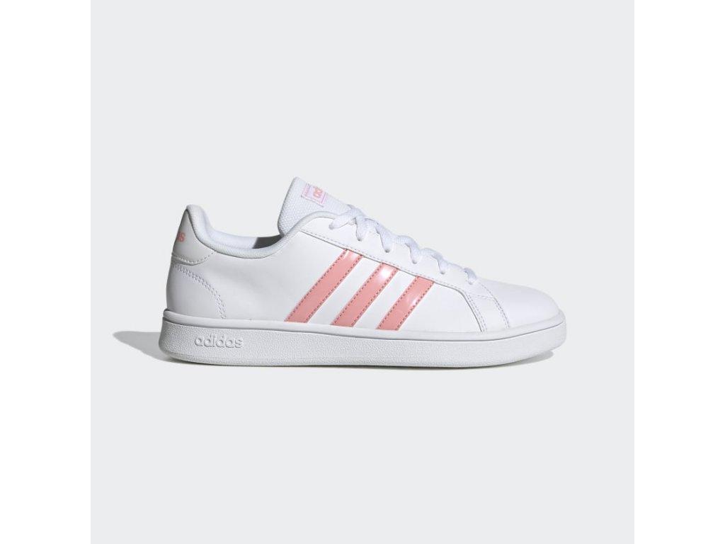 Grand Court Base Shoes White EG4055 01 standard