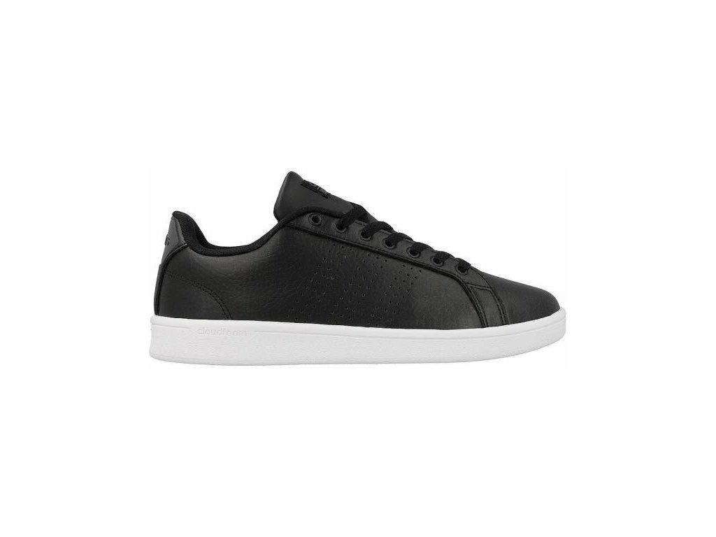 adidas men s cloudfoam advantage clean black white 11 m us mens black white 7f00 600