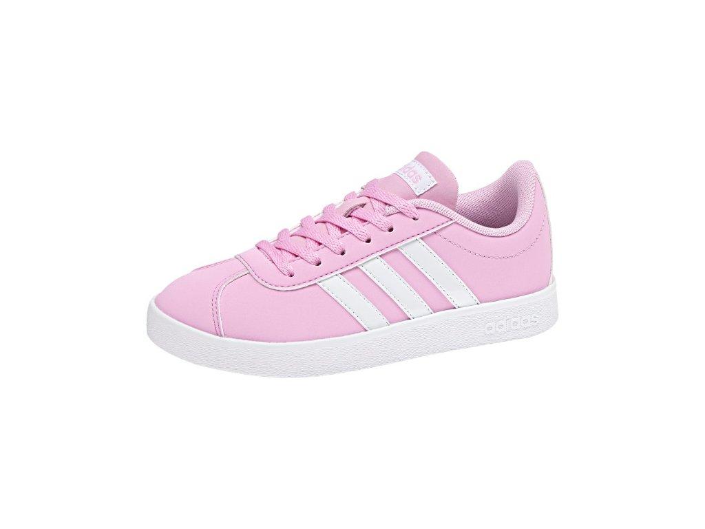 boty adidas vl court 2 0 k db1517